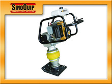 5.0 HP Gasoline Engine Pavement Rammer SR80,rammer compactor,vibration,wacker,Compactador de percussao