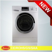 High quality Automatic front load washer covers washing machine with CE ROHS GS