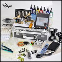 Hot Selling Top Quality Professional Copper Tattoo Guns Kits