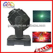 full color animation laser light