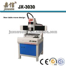JX-3030 desktop art and craft cnc router