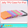 tpu bumper for ipad series soft back cover