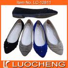 Woman Flat Shoe OEM Pointed Toe Unique Design