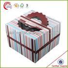 High quality clear plastic cake box