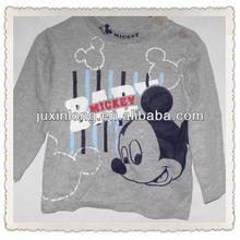 Fashion second hand clothing -high quality children T-shirt