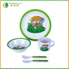 Melamine Kids Dinner Set