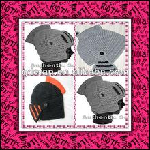 funny helmets helmet for babies as knitting beard for caps