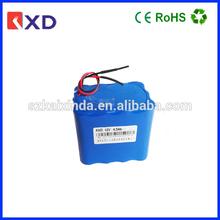 KXD 4500mah 12v emergency light battery