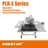 Keestar PLK-E5030 high speed industrial computerized mitsubishi pattern sewing machine price