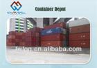 Hong Kong Container depot & Warehouse