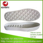 women white rubber sole factory for shoe making