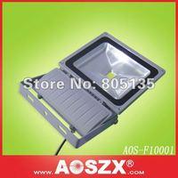 Factory direct wholesale! 24V 100W LED outdoor Flood light 12V IP65 12v led outdoor spotlight