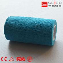 Flexible cohesive bandage horse medical supplies