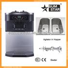 Sumstar S640T+C cheap ice cream machines prices/commercial ice cream machine/soft serve yogurt machine