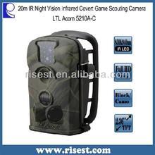 PIR Sensor for 20M 36 LED 940nm not Flashing LED Infrared Digital Scouting Trail Camera Ltl-5210A