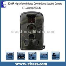 Ltl Acorn 5210A 1-16GB SD Card Waterproof IP54 Infrared 940nm Digital Night Vision Game Camera