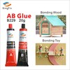 epoxy glue two part mixed bonding