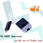 3g wifi router adapter for mobile
