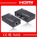 Vga-extender-splitter vga, Video-und Audio-Signal für 300ft über ethernet-netzwerk lan-kabel