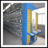 best selling different types of poultry house with H type layer cages