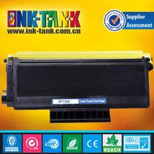 compatible ricoh aficio toner cartridge for Ricoh Aficio SP1200 / 1200S / 1200SF / 1200SU