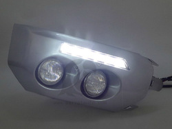 Hot Sale Car specific Toyota FJ Cruiser DRL LED Daytime Running Lights with Fog Lamp 2009~2013