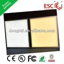 Export lighting square 600*600mm 36w/48W led panel light ul