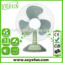 """FT-1611 low noise 16"""" plastic factory home desk fans"""