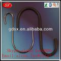 Iso / RoHS pasajero negro s ganchos / óxido negro pequeño s ganchos / varios tipos de alambre s gancho