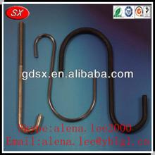 ISO9001:2008 passed large s hooks/vinyl coated s hook/various bulk s hooks
