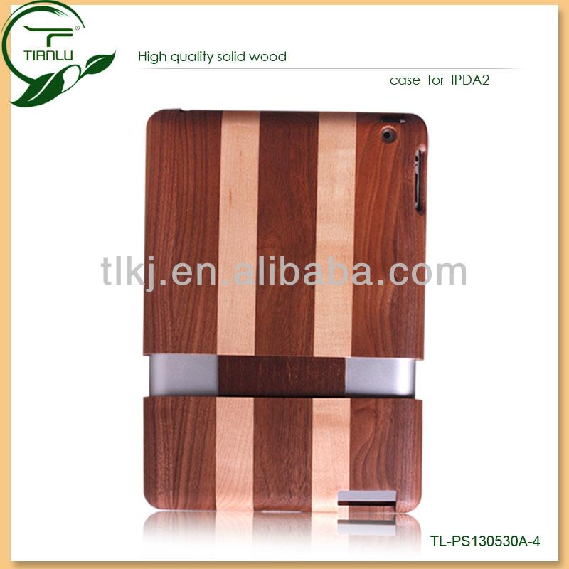 2013 High Quality Wood Case For Ipad 2, For Ipad Mini Luxury Wood Case