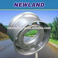 Newland 22.5 camión de llantas de acero