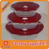 Super quality unique round food container manufacturer