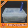 Good quality latest heat resistant food container 400 ml