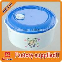 Super quality creative plastic container food 1200ml