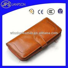 ladies magic wallet wallet money clip yellow felt wallet