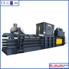 Single Box Hydraulic Baling Press hay compress bagging machine