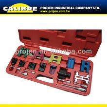 CALIBRE Auto Repair Petrol Engine Twin Cam Locking / Setting Tool & Flywheel-Holding Tool Kit