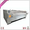 máquinas de lavandería sábanas profesional de hierro de vapor de hierro para la venta