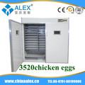أعلى بيع أفضل سعر الدواجن الدجاج تأتي التعاون الصناعي. الساخنة في المملكة العربية السعودية ai-3520 المحدودة