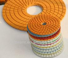 piastrelle di ceramica prodotti lucidanti bagnato lucidatura pastiglie con classe diversa