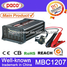 Battery charger motorcycle 5A,12V,7 stage automatic charging with CE, can repair damaged batteries
