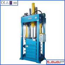 CE guarantee compressed t shirt/Chinese herbal medicine bale machine