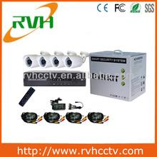 Promotion !!!4CH DVR Kit/CCTV DVR System /Security Camera Kit
