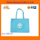 blue non woven shopping bag