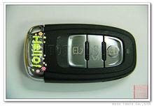 3 Button 868Mhz Europe Key For Audi Q5 Keyless A4L/Q5/A5 [ AK008014 ]