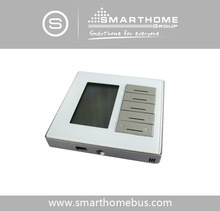 Home Lighting Control Dynamic Display Panel DDP / DLT EU with LCD Wall