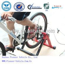 massage equipment called bike trainer