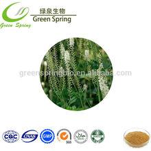 Natural black cohosh extract powder,black cohosh root p.e