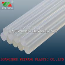 flexible clear hot melt glue stick adhesive (W129)
